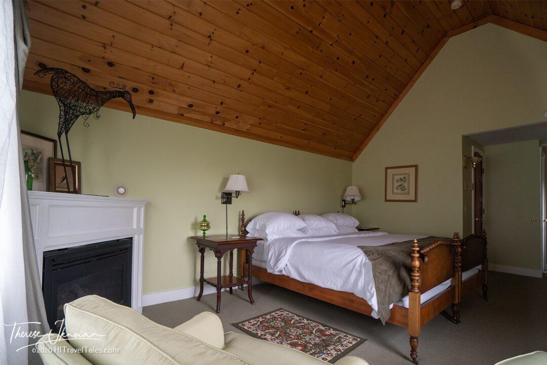 Inn Near Pemaquid Lighthouse Room