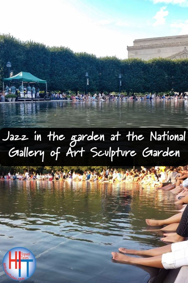 Jazz In The Garden Washington DC