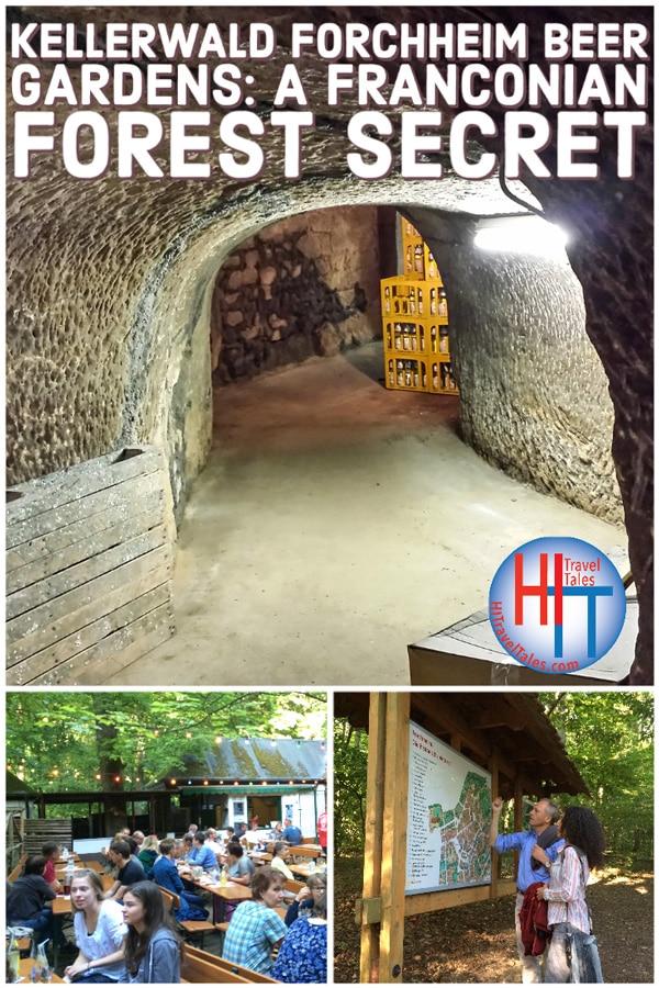 Kellerwald Forchheim Beer Gardens A Franconian Forest Secret