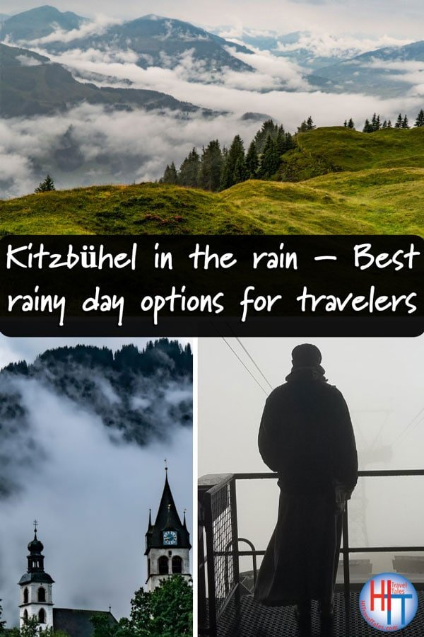 Kitzbuehel In The Rain