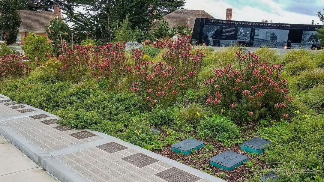 Korean War Memorial Presidio