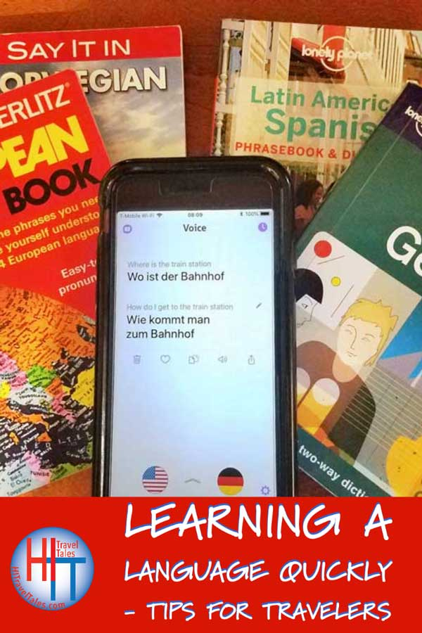 Learning A Language Quickly