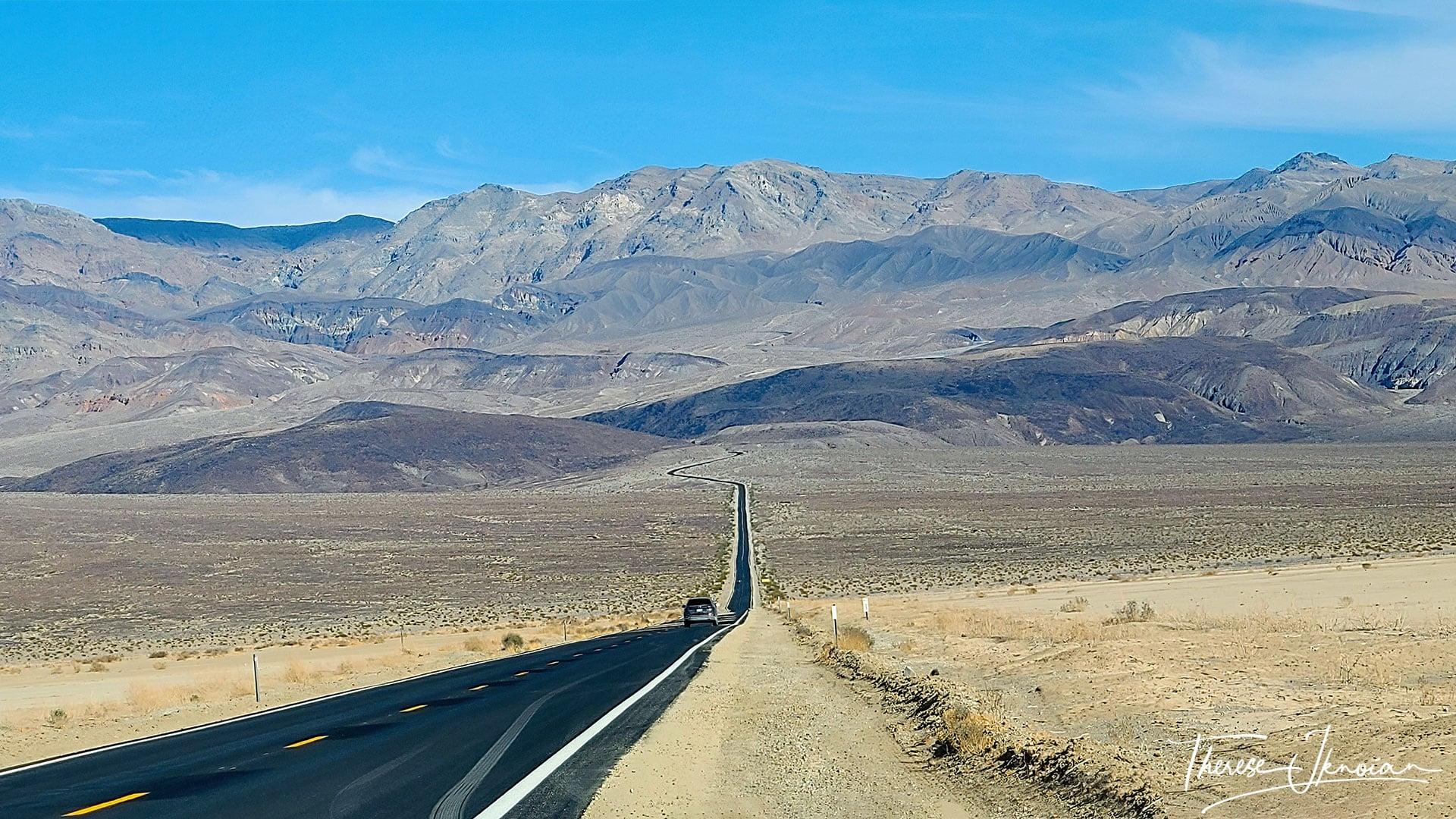 Long Road Solo Road Trip