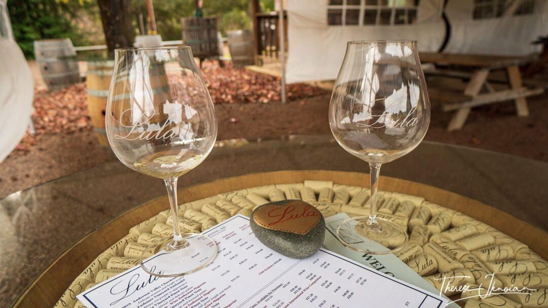 Lula Mendocino Wine Tasting