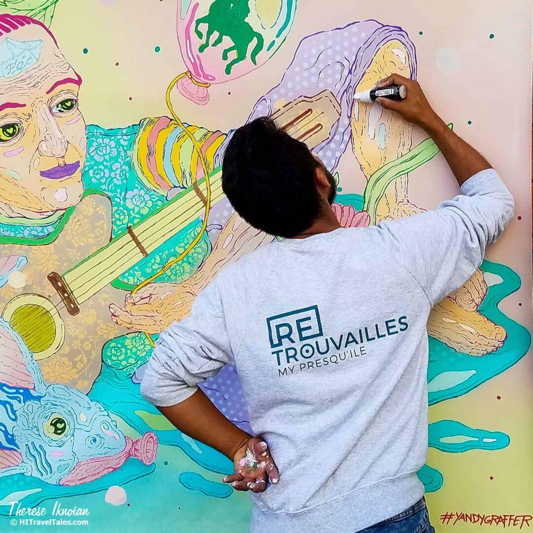 Lyon Re Trouvailles Street Art