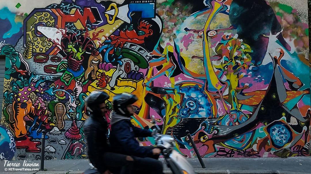 Lyon Street Art Rue Diderot