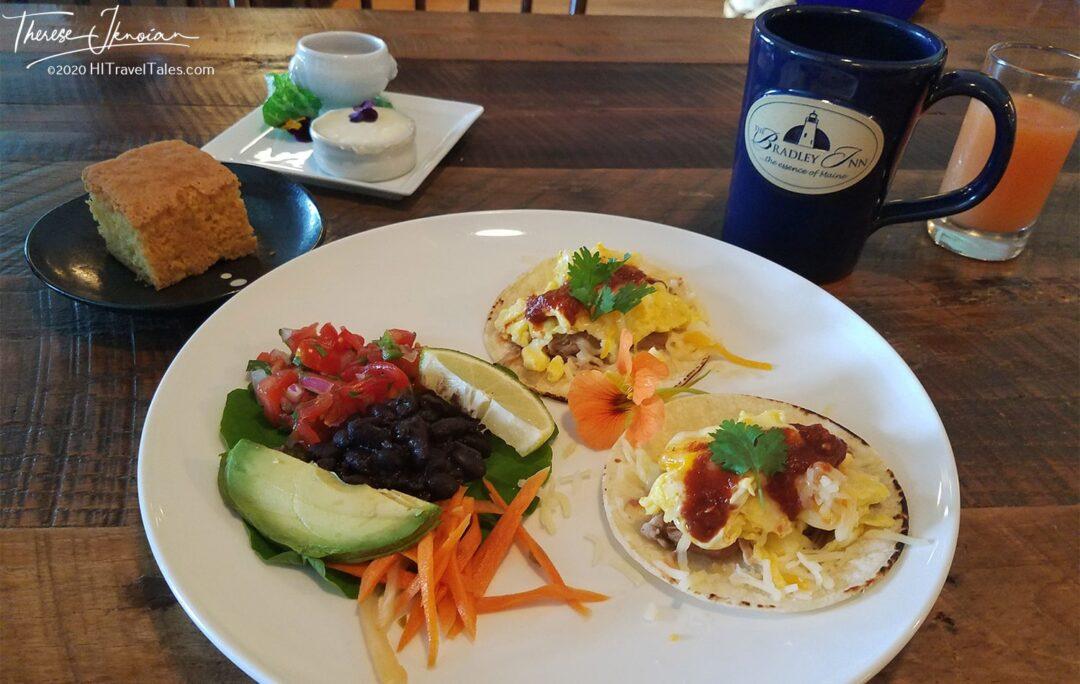 MidCoast Maine Inn Breakfast