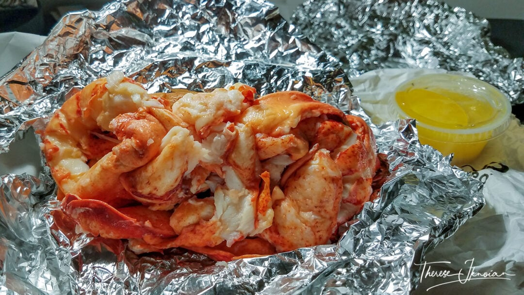 Maine Lobster Roll Reds
