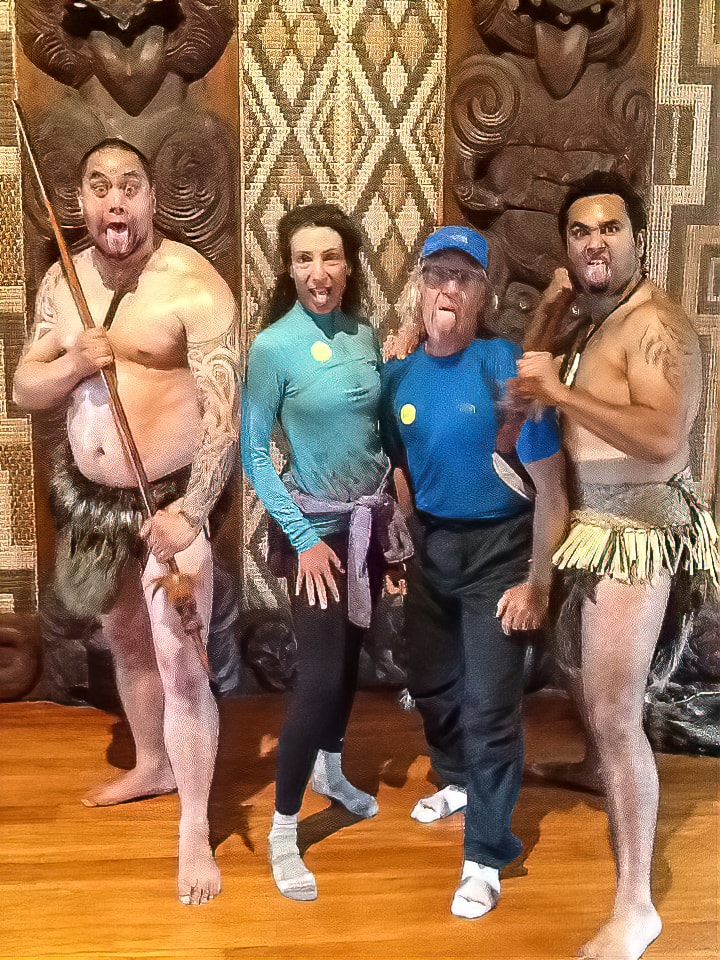 Maori Tongues Therese Michael