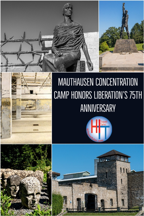 Mauthausen Concentration Camp Honors Liberation 75th Anniversary