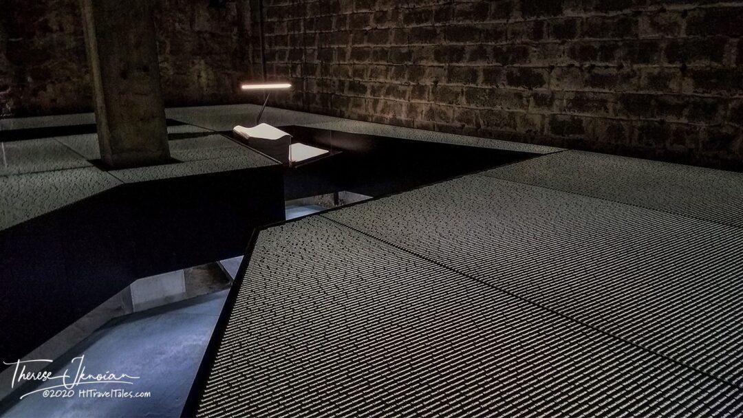 Mauthausen Memorial Room Of Names