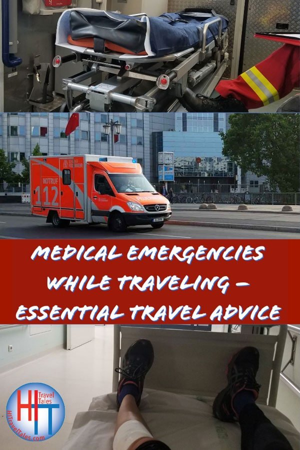 Medical Emergencies While Traveling 1