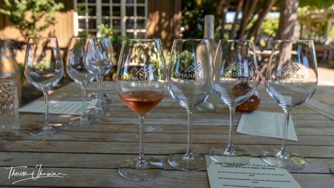 Mendocino Anderson Valley Wine Tasting