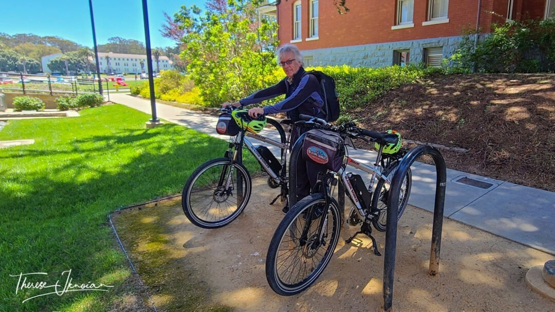 Michael Parking Bike