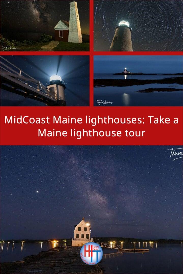 MidCoast Maine Lighthouses Take A Maine Lighthouse Tour