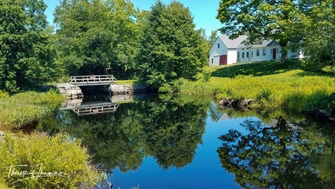 MidCoast Maine Swimming Hole