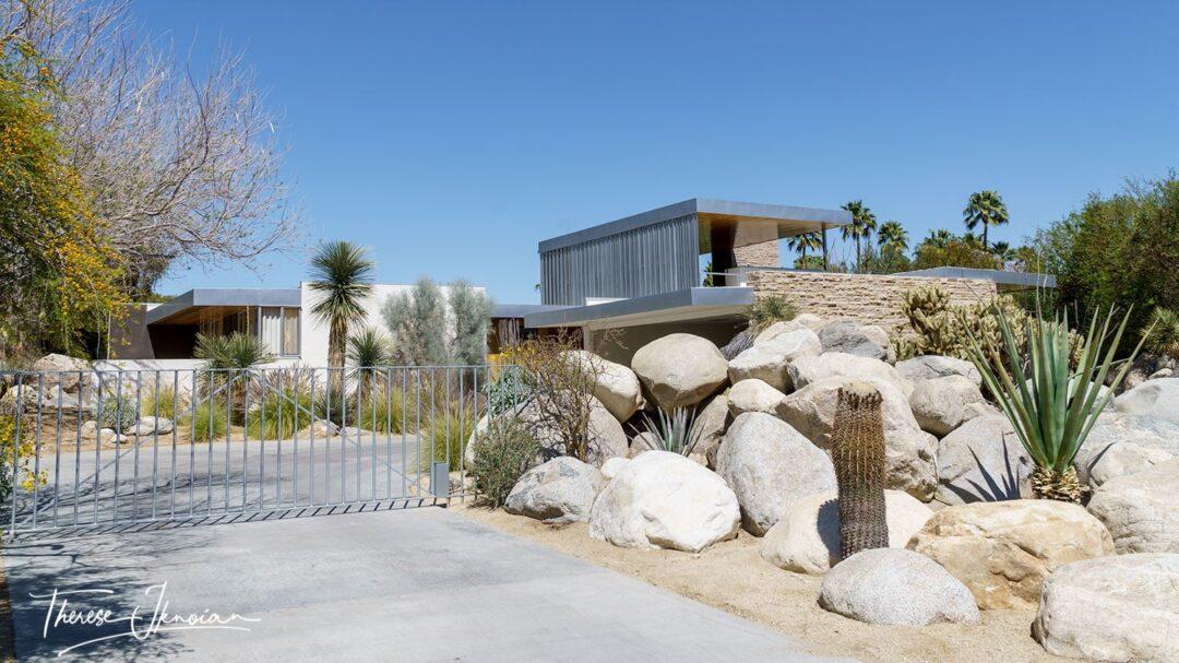 Modernist Kaufmann Estate Palm Springs