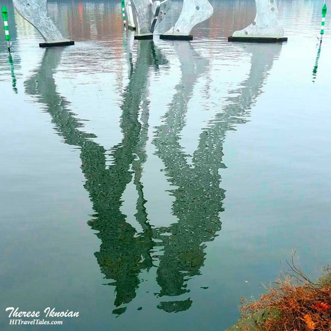 Molecule Men Reflection Spree