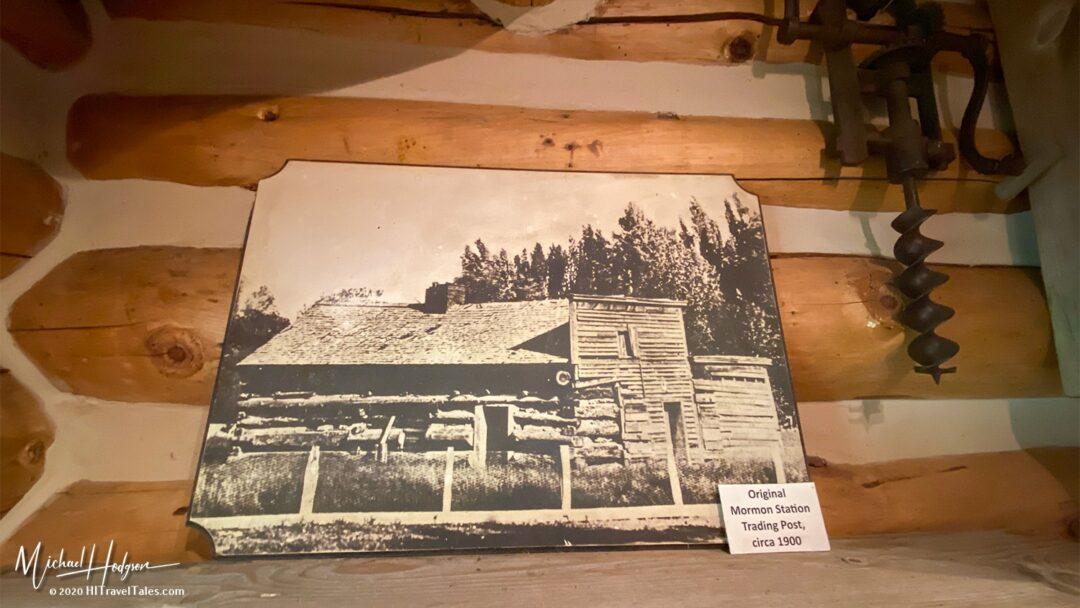 Mormon Station Original Photo