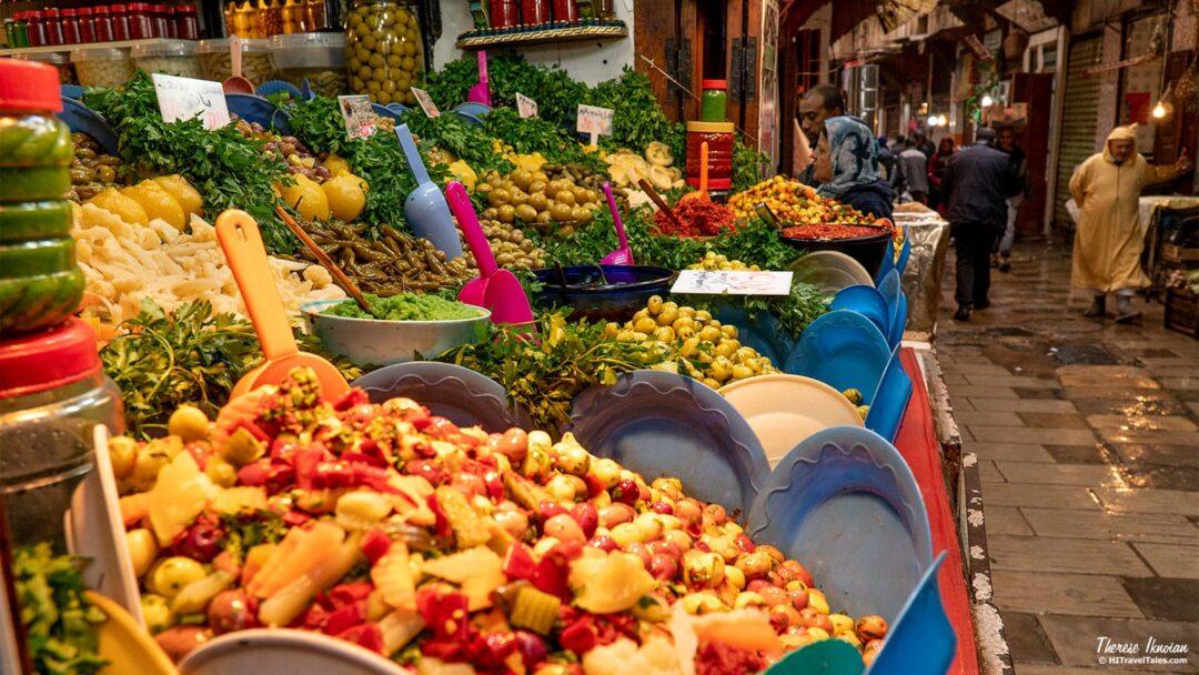 Morocco Medina Souk Market