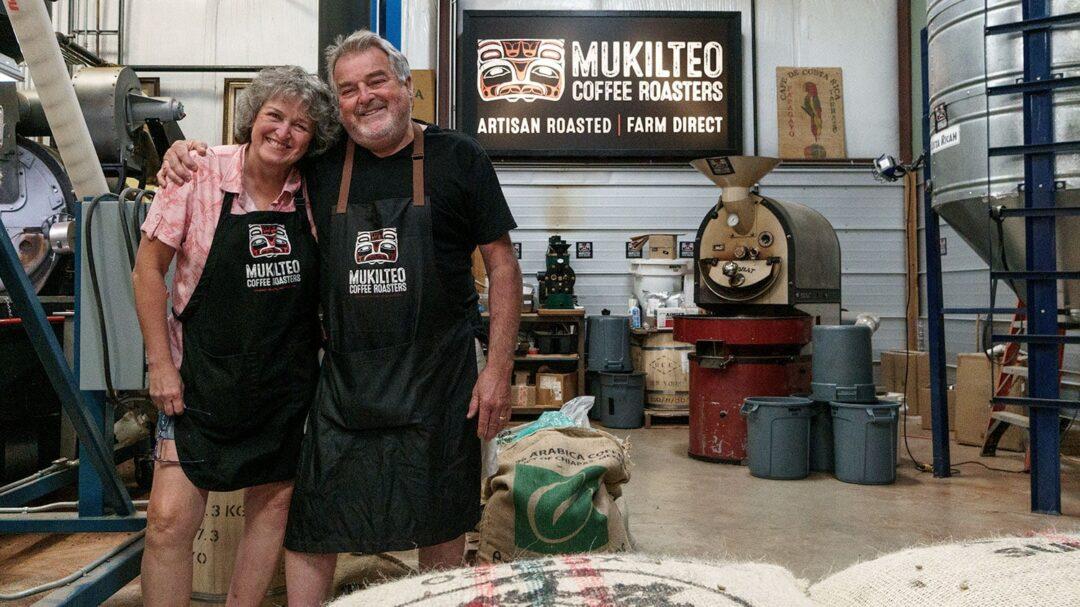Mukilteo Coffee Gary Beth
