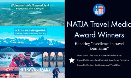 HI Travel Tales wins top 2018 national travel journalism awards
