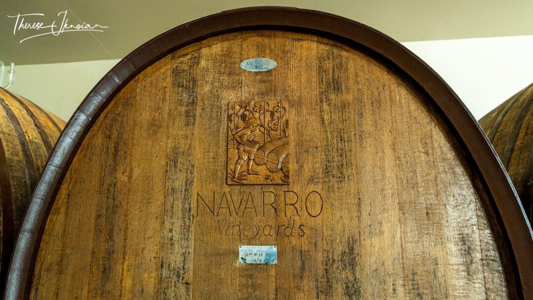 Navarro Cask Anderson Valley Wine