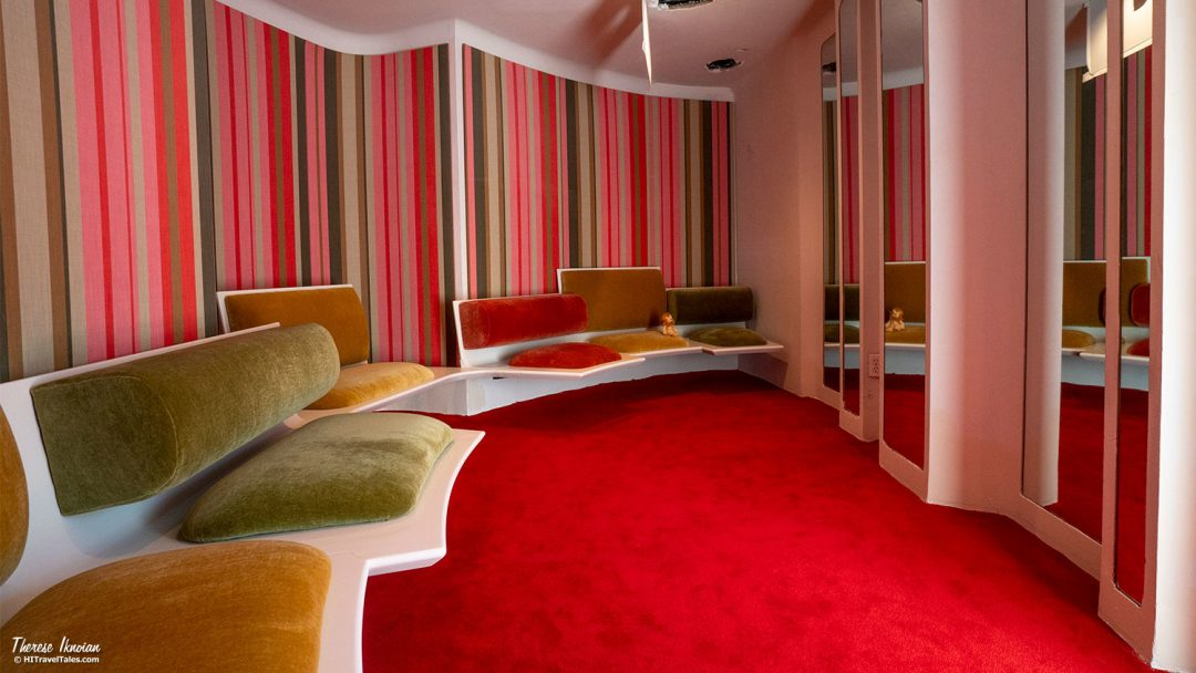 New TWA Hotel At JFK Popes Room