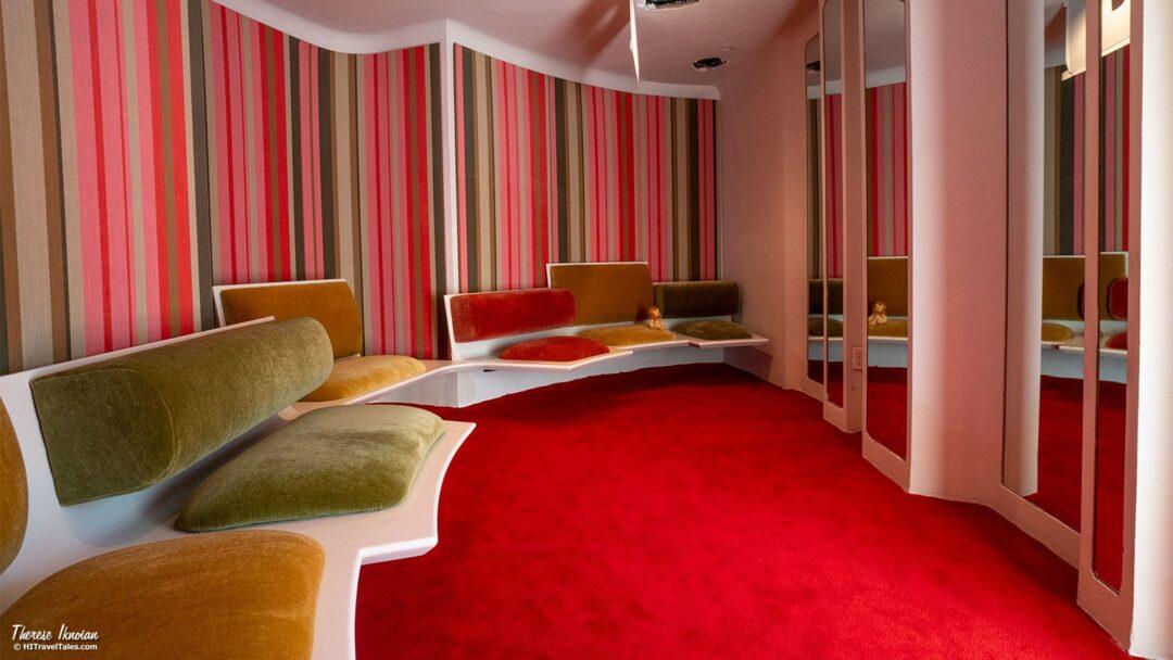 New TWA Hotel At JFK Popes Room