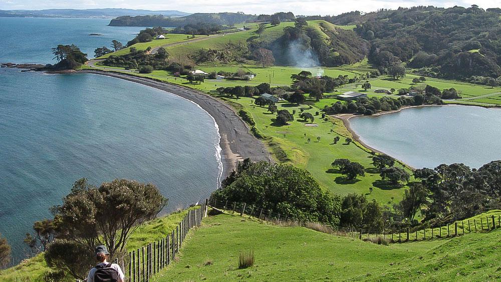 Tawharanui Mixes Farming, Recreation And Conservation