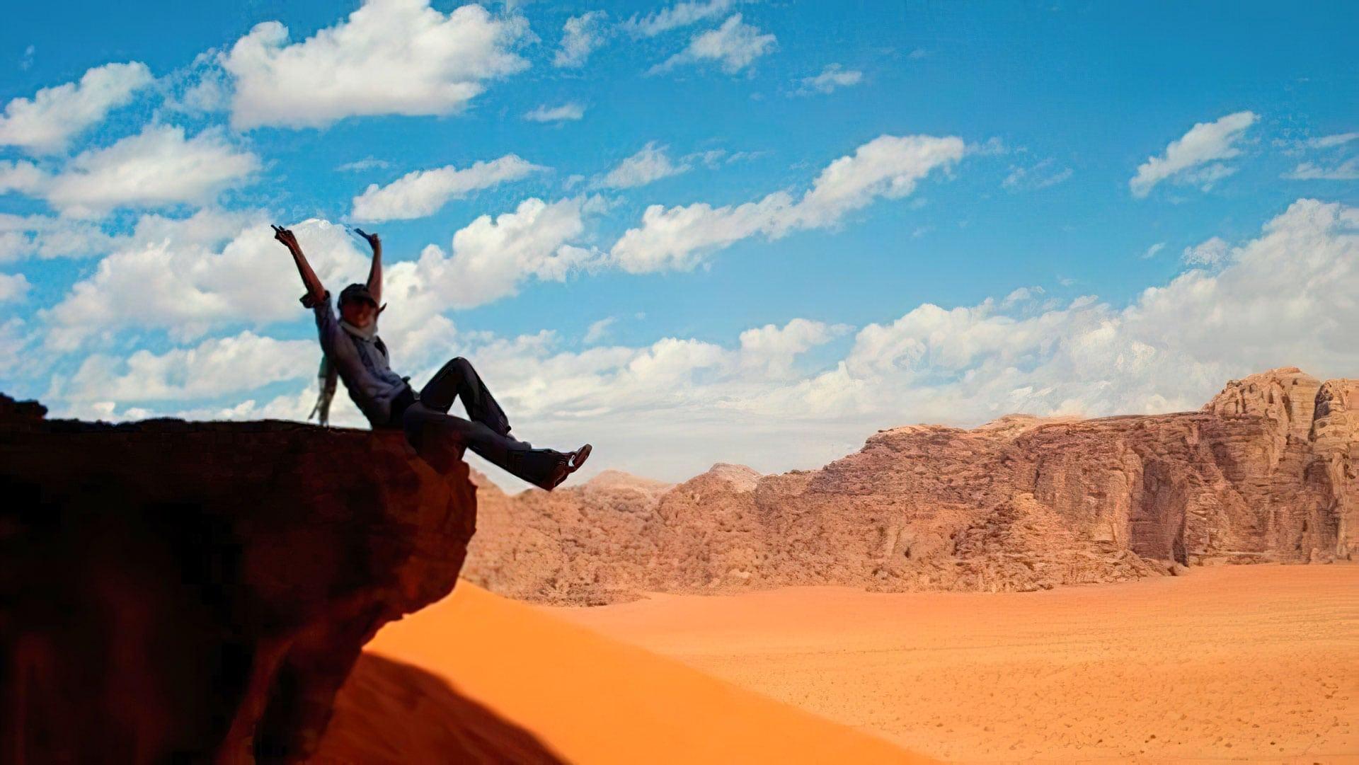 Nikki Hodgson Jordan Wadi Rum