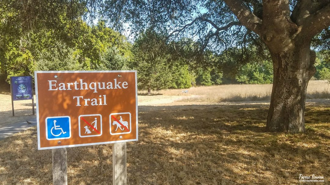 Northern California Earthquake Trail