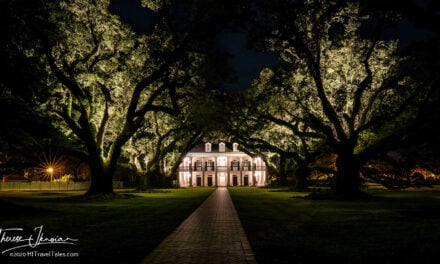 Oak Alley Plantation: A picturesque estate in plantation country