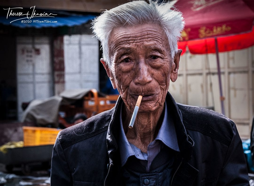 Old Guy With Cig Story Web