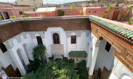 Best luxury hotel in Fes Morocco: Riad Laaroussa can't be beat