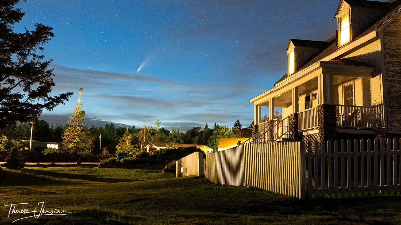 Pemaquid Comet Keepers House