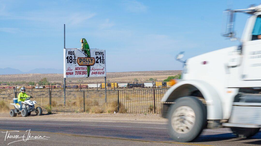 Photo Stop Route 66 Road Trip