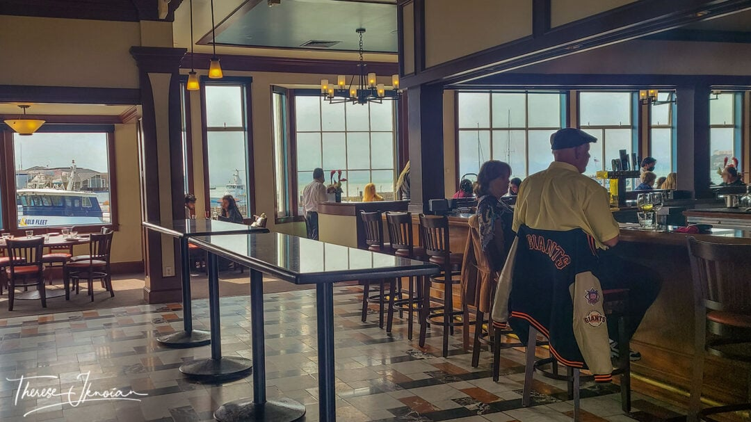 Pier 39 Attractions Fog Harbor Restaurant