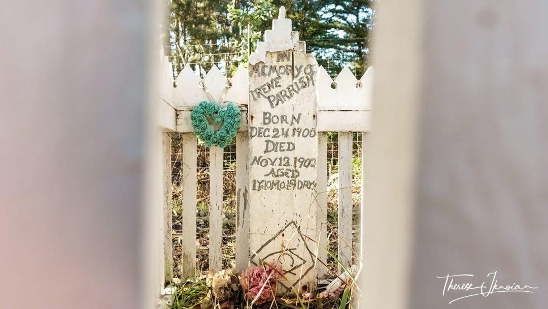Pioneer Parrish Cemetery Mendocino