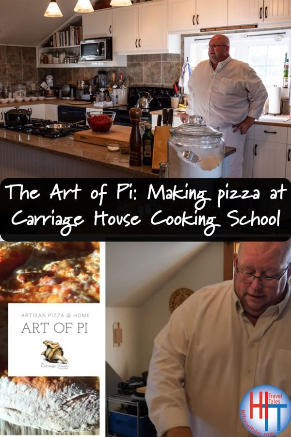 Pizza Margherita Recipe From Carriage House Cooking School