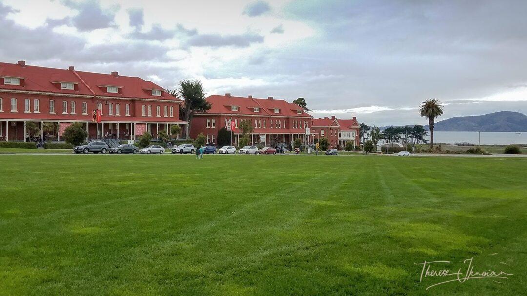 Presidio Parade Grounds Lodge