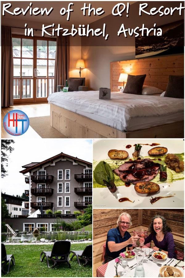 Q Resort Kitzbuhel Review