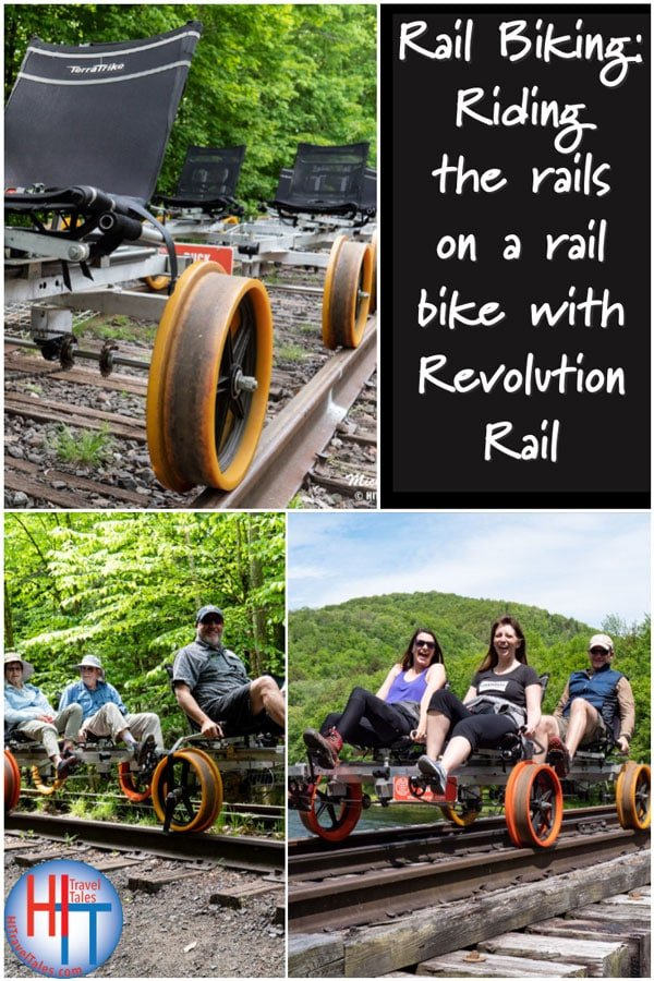 Railbiking With Revolution Rail