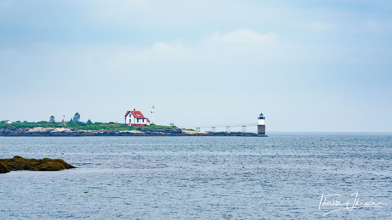 Ram Island Lighthouse Maine