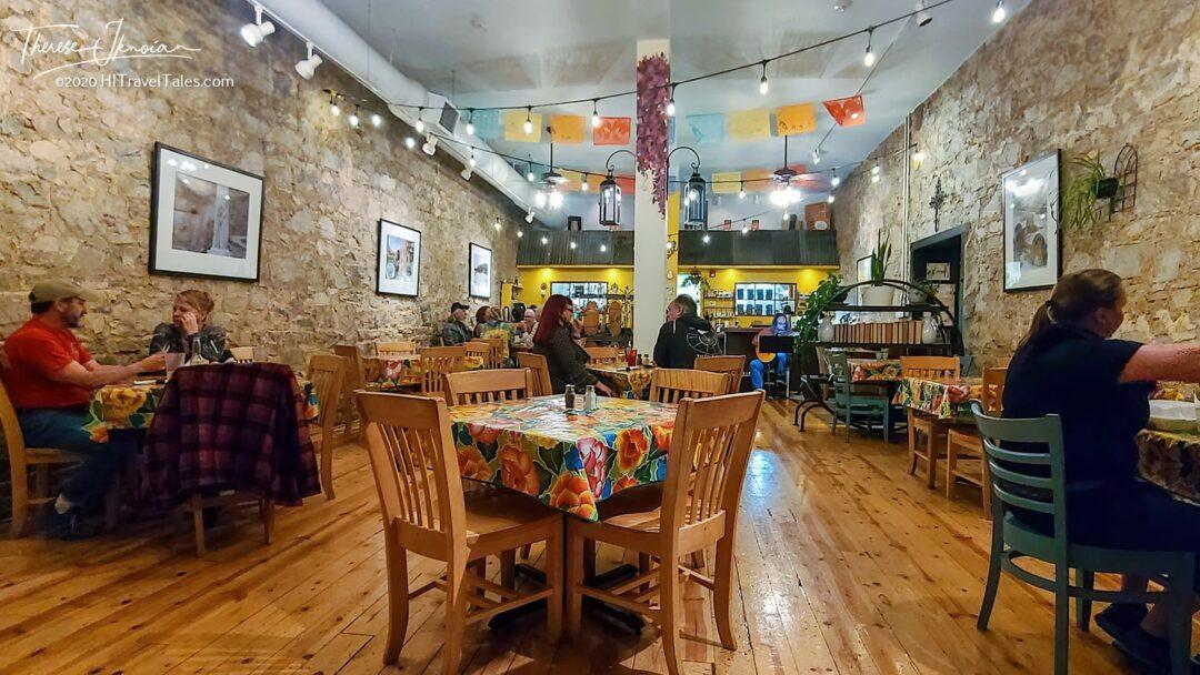 Restaurant Cafe Del Rio
