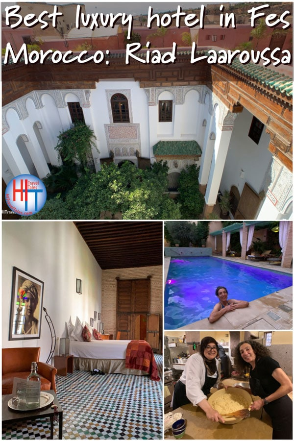 Riad Laaroussa Hotel Review