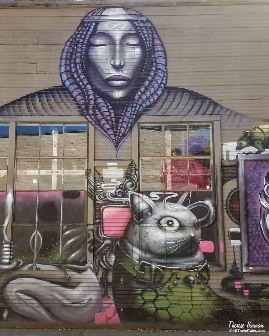 Sacramento Street Art Jazz Alley