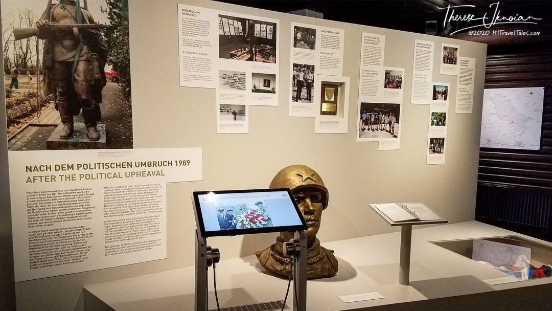 Seelow Heights Museum Exhibit
