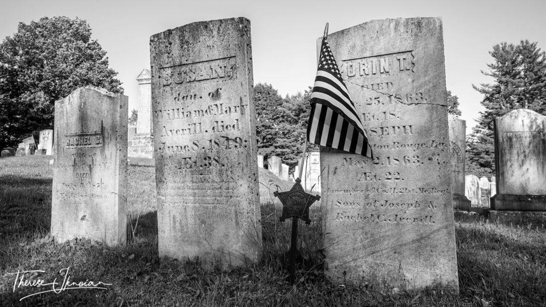 Sheepscot Cemetery Midcoast Maine