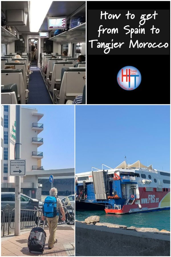 Spain To Tangier Morocco